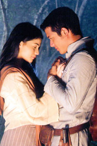 Anne Curtis and Jericho Rosales of Baler