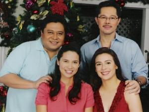Main characters of Magkaibigan